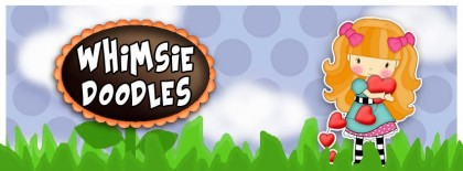 Whimsie Doodles Banner